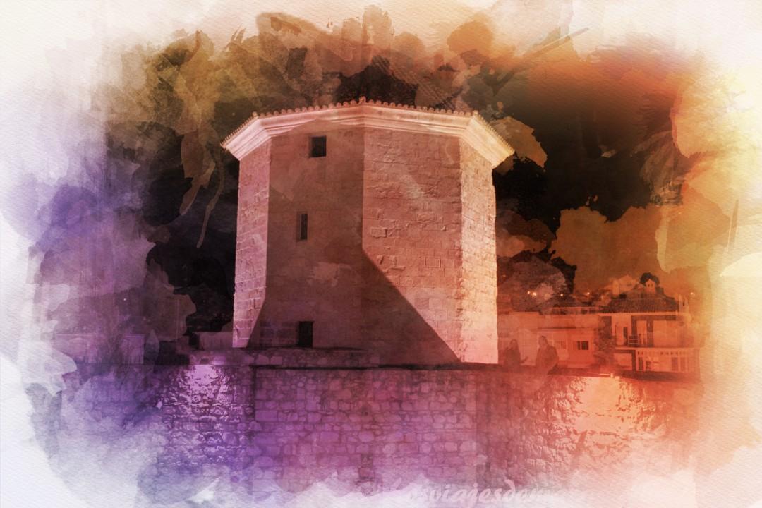 castillo del moral en Eliossana - Los viajes de Margalliver